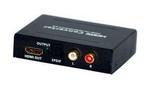 Amplificador HDMI y Convrsores audio a SPdif y RCA estereo