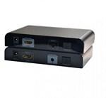 Extender HDMI por fibra óptica SC