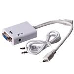Adaptador MHL Samsung S3/4 Note 2 a VGA + Audio