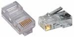 Conector UTP Cat.5e RJ45-Macho (100-Pack)