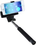 Monopie Selfie extensible Bluetooth para movil y camaras