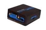 Mini Conversor HDMI a VGA con audio