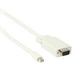 Cable mini Displayport a VGA 1.8 m